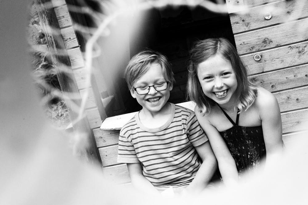 Familjefotografier blir en naturlig dokumentation av samtiden.