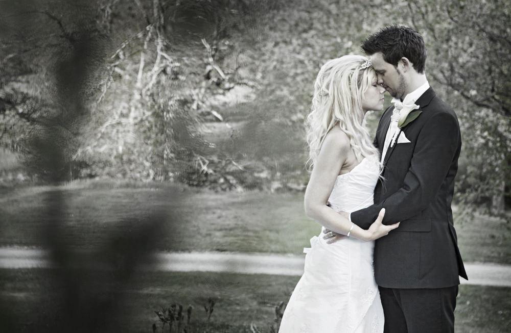 Bröllop - Ann och Roger